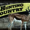 Welcome Hunting Country – Vintage Sign